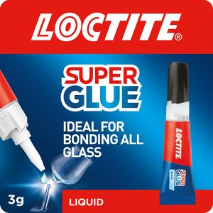 Super Glue Glass
