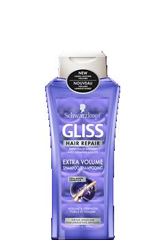 Thumbnail – Extra Volume Shampooing