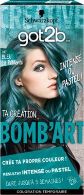 BOMB'ART BLEU