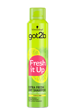 Thumbnail – Extra Fresh suhi šampon
