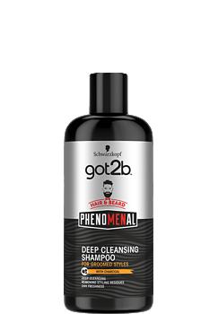 Thumbnail – Deep Cleansing Shampoo