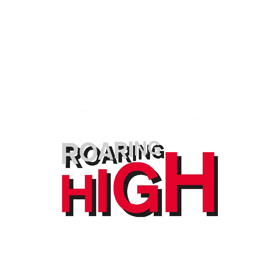 Roaring High linija