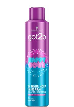 Thumbnail – 24 Hour Hold Hairspray