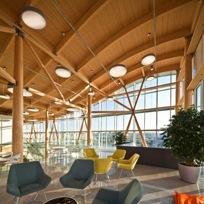 Healthy Indoor Air with Mass Timber: Consider Your Adhesives