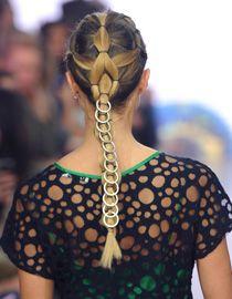 Hair Piercings
