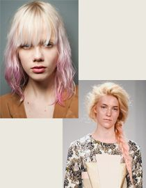 Hair color trends for fall and winter