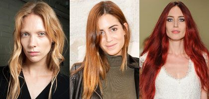 2015 Hair Colours