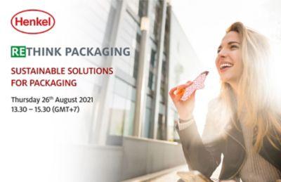 Henkel Thailand hosted Sustainabilityin Packaging Thailand 2021