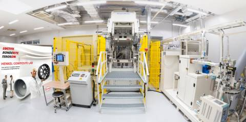 Henkel Opens New Composite Test Center in Asia – the Composite Lab<br>