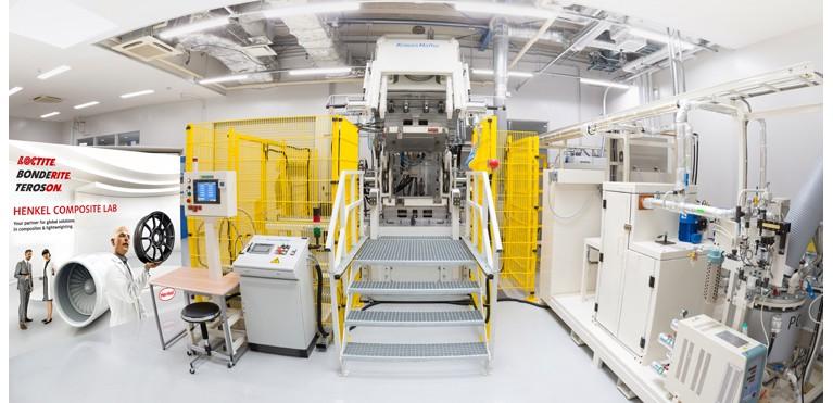 ヘンケルがアジアに新しいコンポジット試験施設、コンポジットラボを開設
