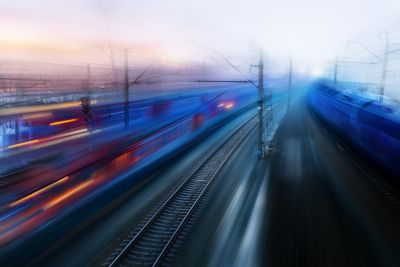 High-speed rail: Why quality rail materials are key to sustainable travel