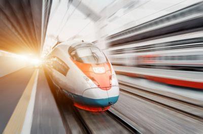 decorative image of train