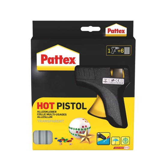 Hot Pistol Starter-Set