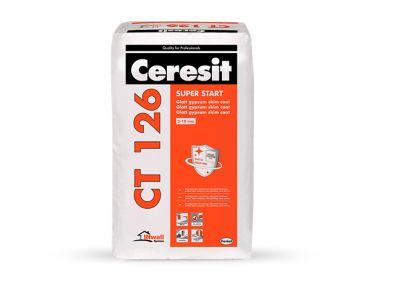 CT 126 Gipszes beltéri glettanyag (2-10 mm)