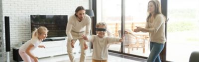 Creative game ideas for the whole family