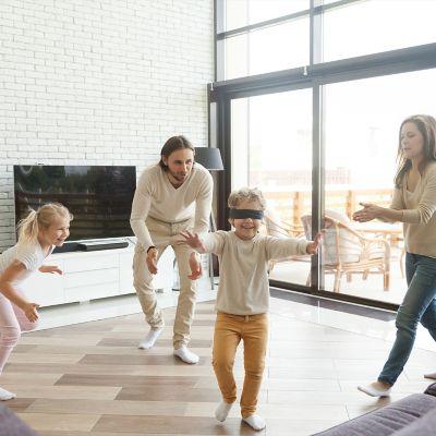 Nowe, kreatywne pomysły na gry dla całej rodziny