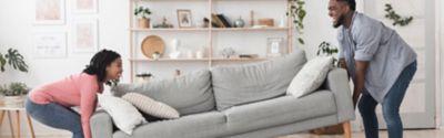 Rearrange your furniture for good Feng Shui