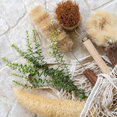 Naturalne narzędzia do czyszczenia