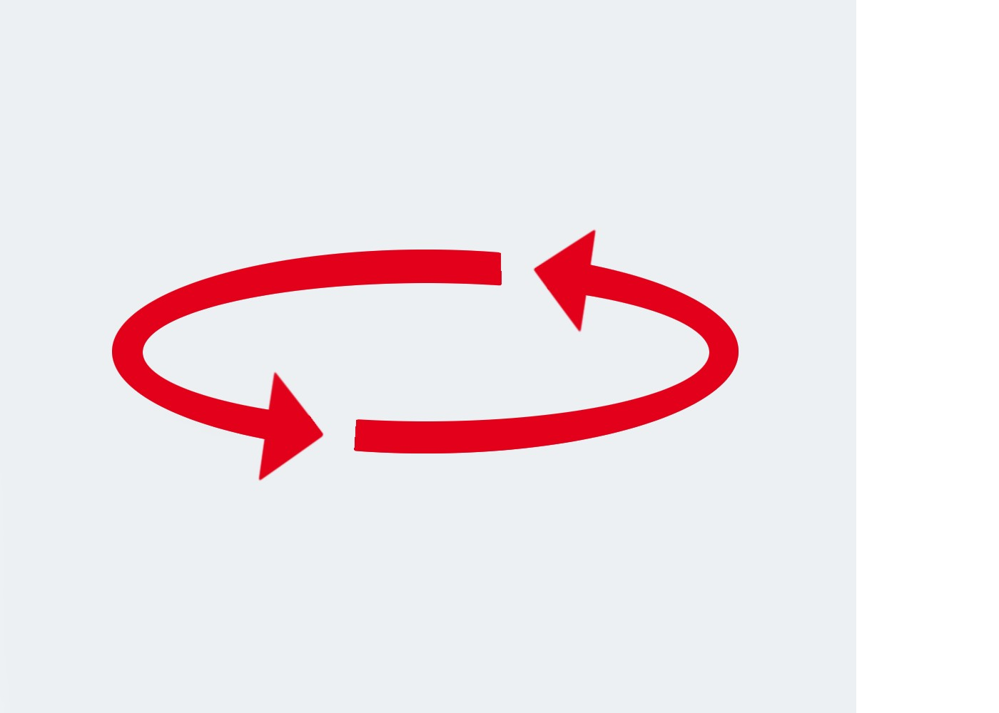 Two red circular arrows, referring to Step 2 of the LOCTITE Circular Sealing System for metal vacuum impregnation.