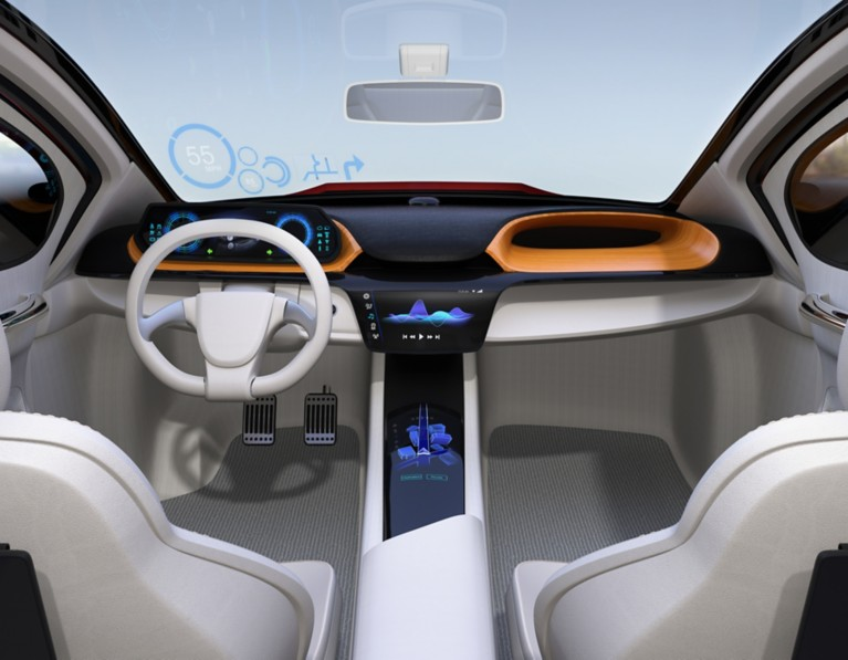 Vehicle Interiors of the Future