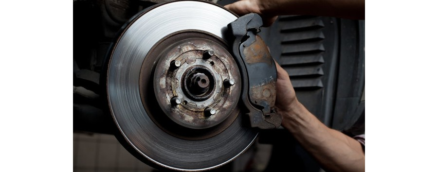 Vehicle Maintenance: Replacing Rotors and Brake Pads
