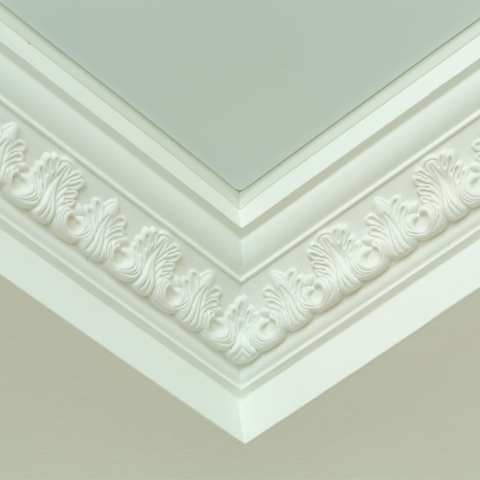 Installing wall trim or crown molding