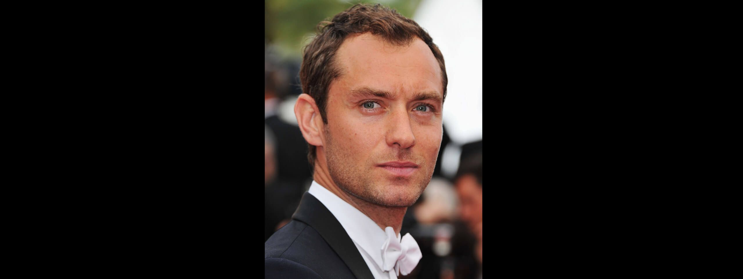 Jude Law coupe courte