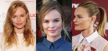 Styling instrukser til Kate Bosworths flettekrone