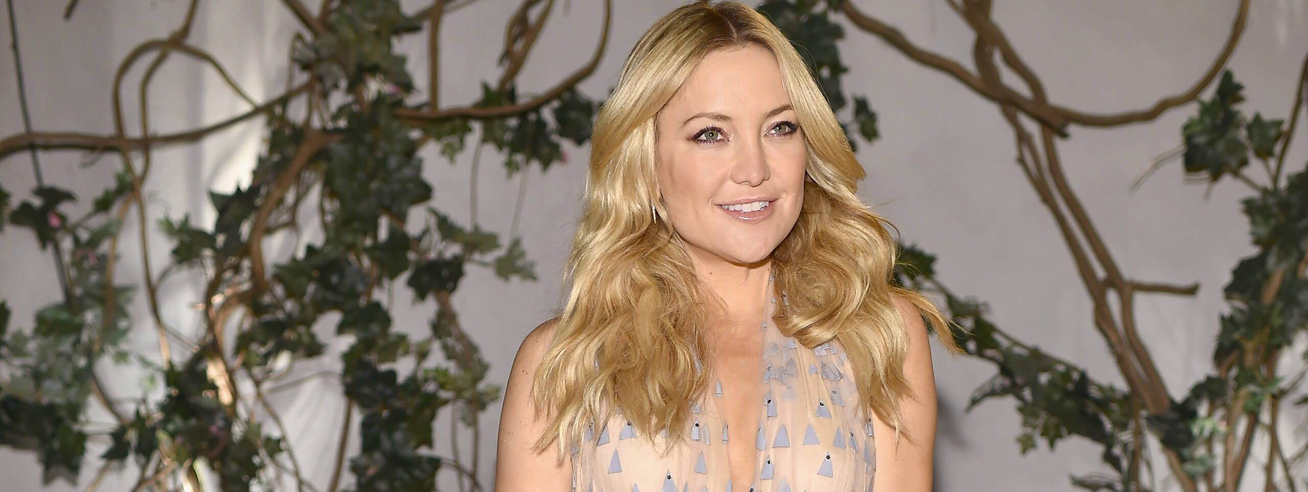 Kate Hudson color de pelo rubio