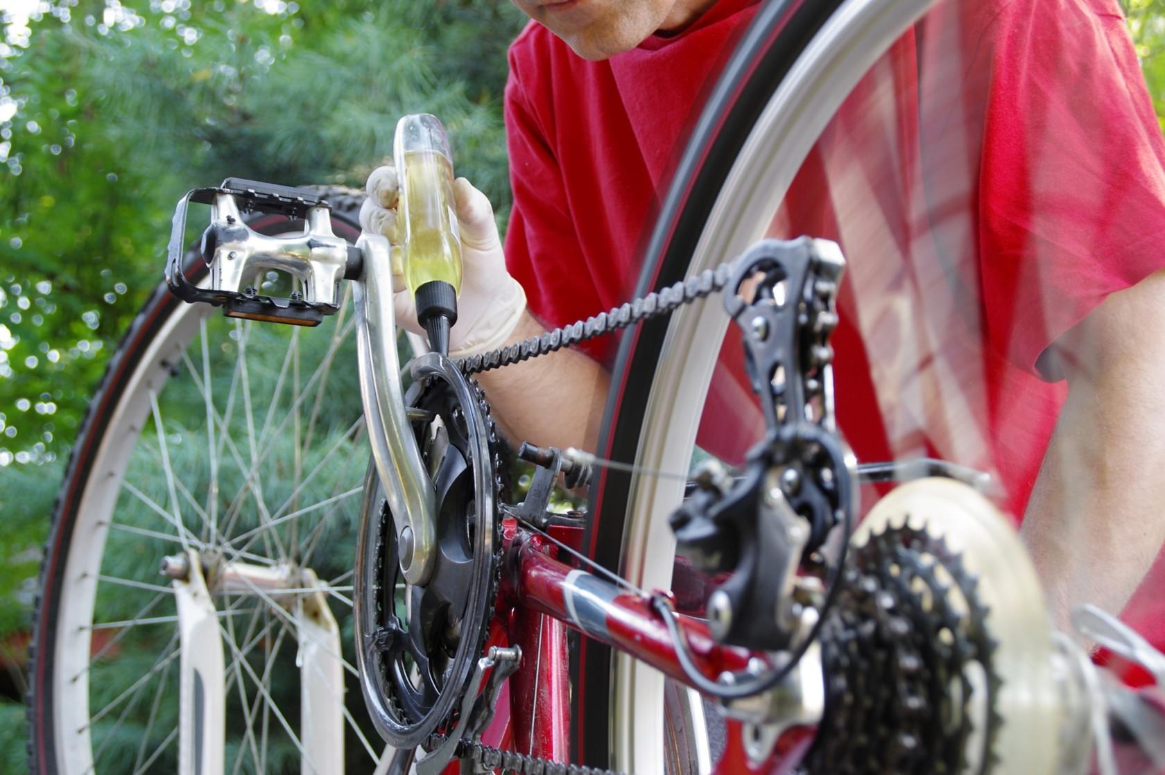 Kette reinigen Fahrrad