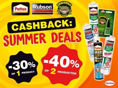 <b>Pattex Summer Deals&nbsp;</b>
