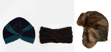 sombreros para pelo corto