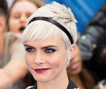 Haare rundes kurze gesicht damen Rundes Gesicht