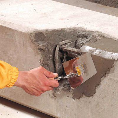 бетон конструкциялары