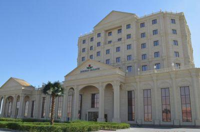 Гостиница Султан Палас