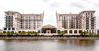 Гостинница The St. Regis Astana
