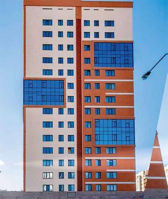 ЖК НУР АСПАН