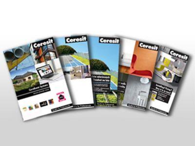 Системное решение и рекламные брошюры