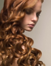 The proper haircut turns on the magic beauty of long hair