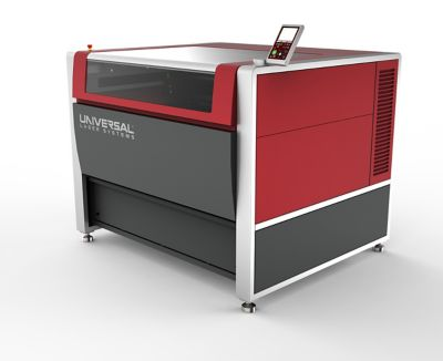 Laser cutter for custom cut assembly film preforms