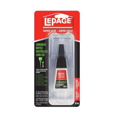 Super Glue Longneck Bottle