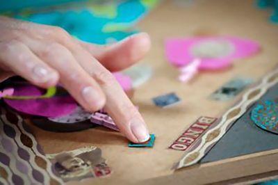 ¿Cómo crear una caja de recuerdos para viajes?