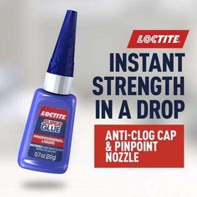 Loctite® Super Glue Liquid 20 gr Bottle