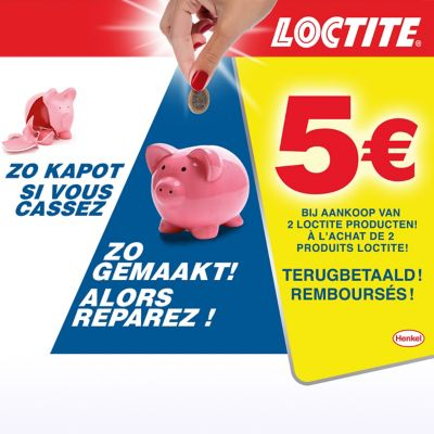 Refund-Loctite
