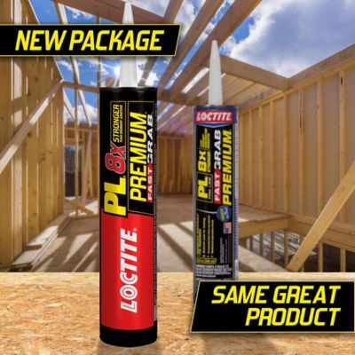 Loctite® PL Premium® Fast Grab Construction Adhesive
