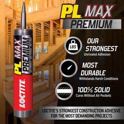 Loctite® PL Premium® MAX Construction Adhesive