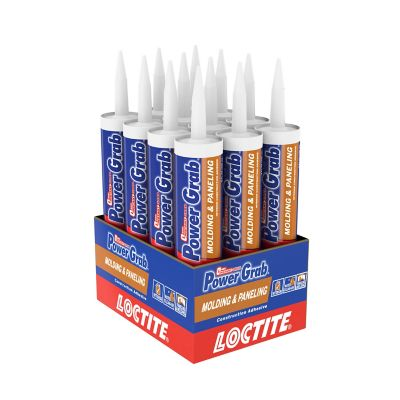 LOCTITE® Power Grab® Paneling Construction Adhesive