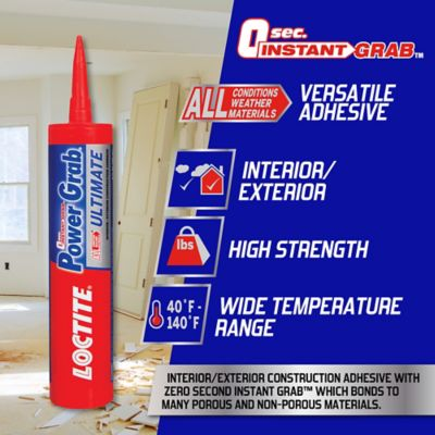 Loctite® Power Grab® Ultimate Construction Adhesive