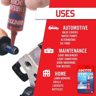 Loctite® Threadlocker Blue 242®