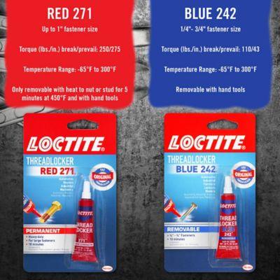 Loctite® 271™ Threadlocker 6 ml